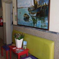 Отель Sarita Guesthouse Монте-Горду интерьер отеля