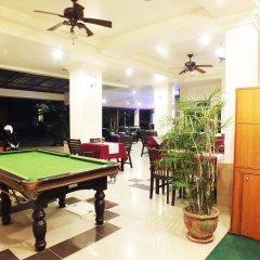 Отель Chaba Garden Resort гостиничный бар