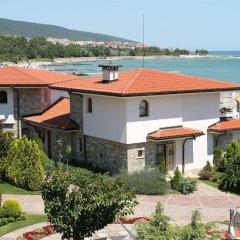 Отель Helena VIP Villas and Suites Болгария, Солнечный берег - отзывы, цены и фото номеров - забронировать отель Helena VIP Villas and Suites онлайн пляж
