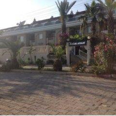 Ozturk Apart Hotel Мармарис парковка