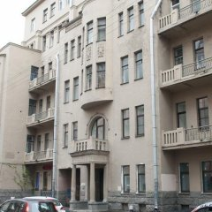 Гостиница Попов парковка