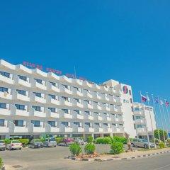Silver Sands Beach Hotel Протарас парковка