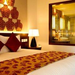 Отель Salinda Resort Phu Quoc Island комната для гостей фото 3