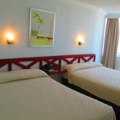 Отель Calypso Beach Колумбия, Сан-Андрес - отзывы, цены и фото номеров - забронировать отель Calypso Beach онлайн комната для гостей фото 3