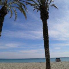 Отель Suitur Atico Playa Dorada Испания, Калафель - отзывы, цены и фото номеров - забронировать отель Suitur Atico Playa Dorada онлайн пляж фото 2
