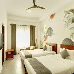 Отель Wonder Hotel Colombo Шри-Ланка, Коломбо - отзывы, цены и фото номеров - забронировать отель Wonder Hotel Colombo онлайн комната для гостей фото 2