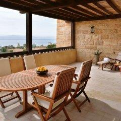 Отель Movenpick Resort and Spa Dead Sea Иордания, Сваймех - 1 отзыв об отеле, цены и фото номеров - забронировать отель Movenpick Resort and Spa Dead Sea онлайн балкон