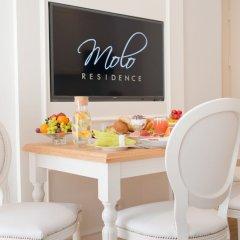Апартаменты Molo Residence Apartments детские мероприятия
