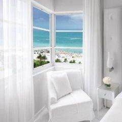Отель Delano South Beach балкон