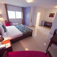 Отель L'Adagio Габон, Либревиль - отзывы, цены и фото номеров - забронировать отель L'Adagio онлайн комната для гостей