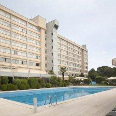 Отель Holiday Inn Rome- Eur Parco Dei Medici Рим с домашними животными
