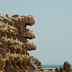 Отель Caves Beach Resort Hurghada - Adults Only - All Inclusive пляж