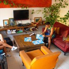 Отель Hostel Malti Мальта, Сан Джулианс - отзывы, цены и фото номеров - забронировать отель Hostel Malti онлайн интерьер отеля фото 2