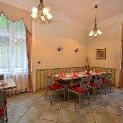 Отель Sant Georg Garni Чехия, Марианске-Лазне - отзывы, цены и фото номеров - забронировать отель Sant Georg Garni онлайн в номере