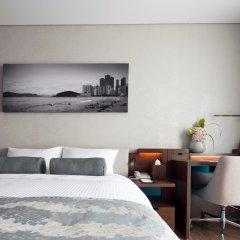 Отель Citadines Haeundae Busan комната для гостей фото 5