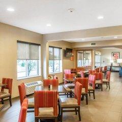 Отель Comfort Inn North/Polaris США, Колумбус - отзывы, цены и фото номеров - забронировать отель Comfort Inn North/Polaris онлайн питание фото 2