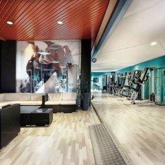 Отель Novotel Gdansk Marina фитнесс-зал фото 2