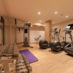 Отель Occidental Praha Five фитнесс-зал фото 3