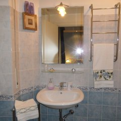 Отель B&B Le Sibille Италия, Рим - отзывы, цены и фото номеров - забронировать отель B&B Le Sibille онлайн ванная фото 2