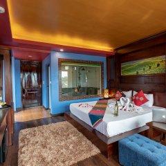 Saparis Hotel комната для гостей фото 2