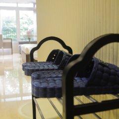 Апартаменты Sunny Serviced Apartment фитнесс-зал