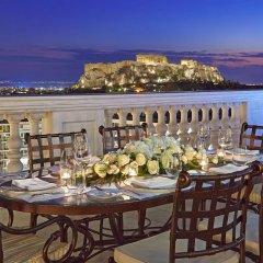 King George, A Luxury Collection Hotel Афины питание