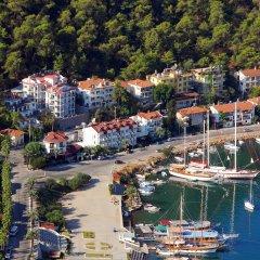 Grand Ata Park Hotel Турция, Фетхие - отзывы, цены и фото номеров - забронировать отель Grand Ata Park Hotel онлайн приотельная территория