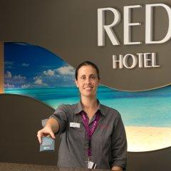 Отель The Red by Ibiza Feeling фитнесс-зал