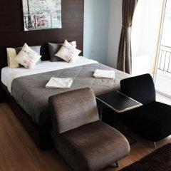 Отель Villa Navin Beach Residence комната для гостей