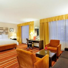 Гостиница Azimut Moscow Olympic 4* Стандартный номер с двуспальной кроватью фото 4