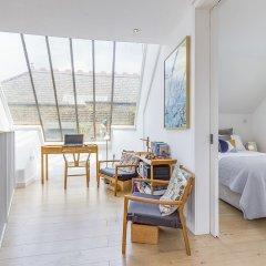 Отель Primrose Hill Artist Studio Великобритания, Лондон - отзывы, цены и фото номеров - забронировать отель Primrose Hill Artist Studio онлайн комната для гостей