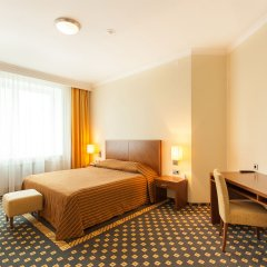 Гостиница Московская Горка комната для гостей фото 3