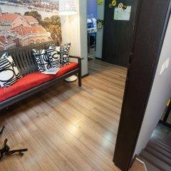 Отель Hostel Bed & Coffee 360° Сербия, Белград - 2 отзыва об отеле, цены и фото номеров - забронировать отель Hostel Bed & Coffee 360° онлайн балкон