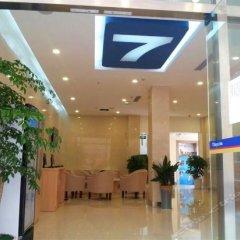 Отель 7 Days Inn (Rongchang Commercial Pedestrian Street) интерьер отеля фото 3