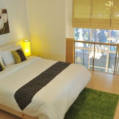 Отель Duplex 21 Apartment Таиланд, Бангкок - отзывы, цены и фото номеров - забронировать отель Duplex 21 Apartment онлайн комната для гостей фото 5