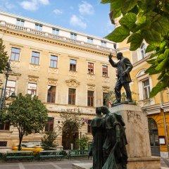 Отель Palazzo Zichy 4* Улучшенный номер фото 2