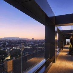 Отель InterContinental Sofia Болгария, София - 2 отзыва об отеле, цены и фото номеров - забронировать отель InterContinental Sofia онлайн балкон