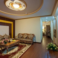 Muong Thanh Sapa Hotel интерьер отеля фото 2