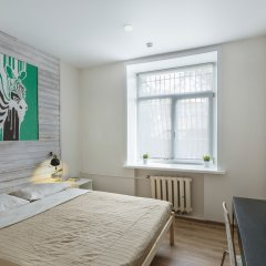 Nice Hostel Павелецкая Москва комната для гостей фото 2