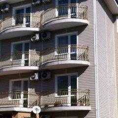 Гостиница Уральский в Сочи 3 отзыва об отеле, цены и фото номеров - забронировать гостиницу Уральский онлайн вид на фасад