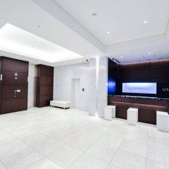 Отель UNIZO Tokyo Ginza-nanachome Япония, Токио - отзывы, цены и фото номеров - забронировать отель UNIZO Tokyo Ginza-nanachome онлайн интерьер отеля