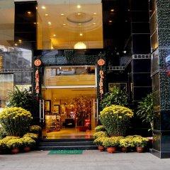 Отель Asia Paradise Hotel Вьетнам, Нячанг - отзывы, цены и фото номеров - забронировать отель Asia Paradise Hotel онлайн вид на фасад фото 2