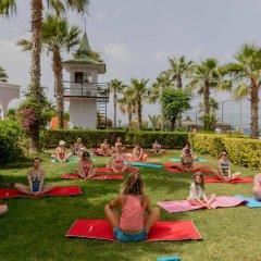 Holiday Garden Hotel Alanya Турция, Окурджалар - отзывы, цены и фото номеров - забронировать отель Holiday Garden Hotel Alanya онлайн фитнесс-зал