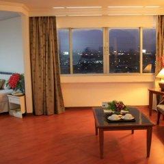 Отель Summit Pavilion Бангкок комната для гостей фото 3