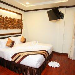 Отель Cabana Lipe Beach Resort комната для гостей фото 3