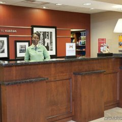 Отель Hampton Inn & Suites Columbus-Easton Area интерьер отеля
