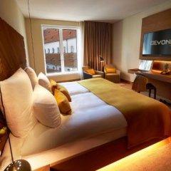 Отель BEYOND by Geisel Германия, Мюнхен - отзывы, цены и фото номеров - забронировать отель BEYOND by Geisel онлайн комната для гостей фото 2