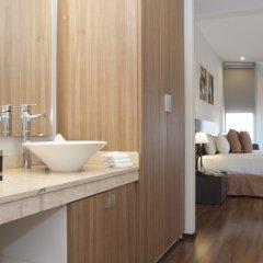 Отель Plaza Suites Mexico City Hotel Мексика, Мехико - отзывы, цены и фото номеров - забронировать отель Plaza Suites Mexico City Hotel онлайн ванная