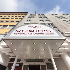 Novum Hotel München Am Hauptbahnhof Мюнхен фото 5