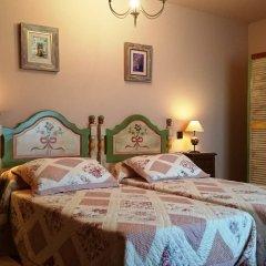 Отель Hosteria De Langre сейф в номере